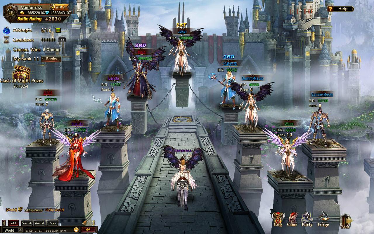 Лига ангелов 2 скачать клиент