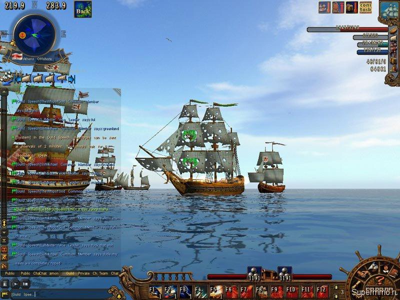 Пираты Онлайн Игра Официальный Сайт Скачать - фото 3