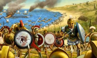 Grepolis - историческая стратегия про Древнюю Грецию