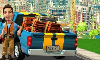 Rising Cities - экономическая онлайн стратегия 2013