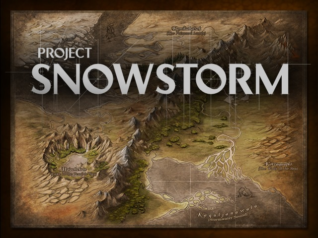 Project Snowstorm
